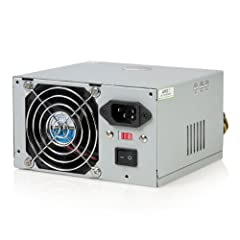 Replace or upgrade to a 350W power supply for a standard ATX computer 350W ATX Power Supply 350 Watt ATX Power Supply 350w ATX PSU 350w Power Supply