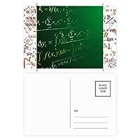 ブラックマウス動物の描写 公式ポストカードセットサンクスカード郵送側20個