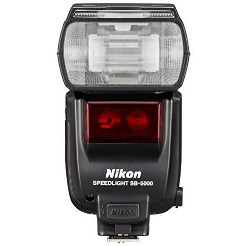 Nikon SpeedLight SB-5000 Negro - Flash (Negro, 1,8 s, Nikon, 55 m, i-TTL (Nikon), 24-200 mm)