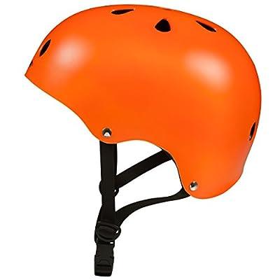 Powerslide Allround Stunt Helm orange orange, 58-62 cm (L/XL)