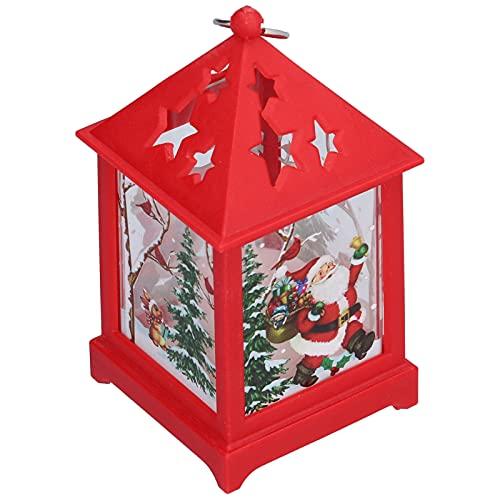 FOLOSAFENAR Lámpara Decorativa, Luz De Noche Lámpara De Navidad para Árboles De Navidad Escritorios, Mesas, Guirnaldas, Terrazas, Pérgola, Arbustos