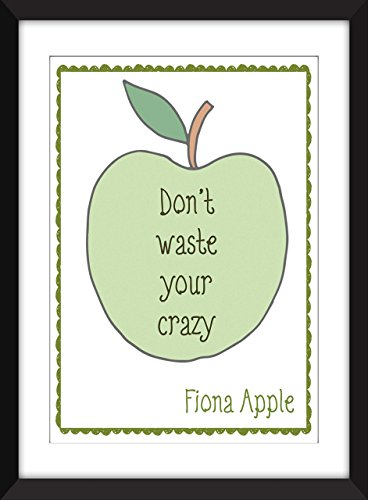 Fiona Apple 'Don't Waste Your Crazy' -