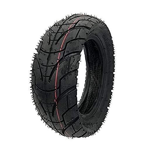JAJU Neumáticos de 10 Pulgadas, Resistentes a pinchazos, 80/65-6 para patinetes eléctricos E-Bike 10X3.0-6 Neumáticos de Carretera Tubos Interiores para Speedual Grace 10 Zero