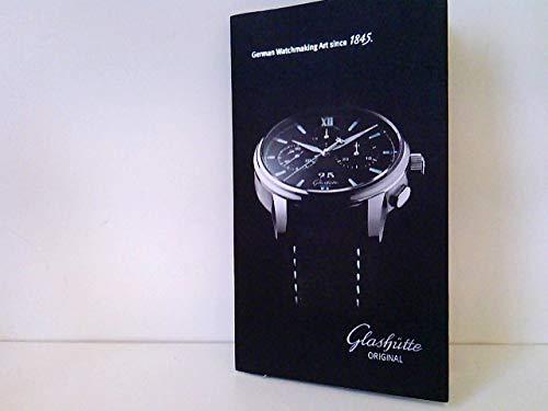 Die neuen Zeitmesser 2017 - The new timepieces 2017. Senator Excellence Kollektion - Senator Excellence Collection / Senator Chronograph Panoramadatum - Senator Chronograph Panorama Date / Pavonin ...