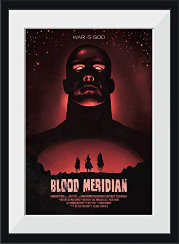 posters for men MugKD LLC Blood Meridian - an Imaginary Movie Poster Gifts for Men Woman [No Framed] Poster Home Art Wall Posters (24x36)