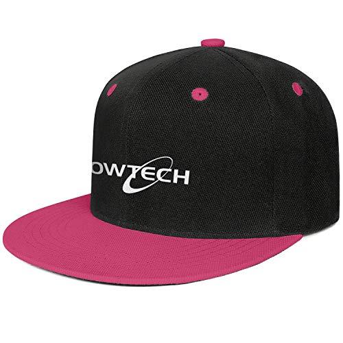 WalterFanny Men Flat Hat Bowtech-Bow-Tech-rpm-360- Breathable Casual Adjustable Baseball Hat