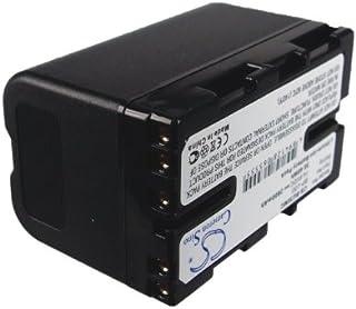 CS-BU30MC Batería 2600mAh Compatible con [Sony] HD422, PMW-100, PMW-150, PMW-150P, PMW-160, PMW-200, PMW-300, PMW-EX1, PMW-EX160, PMW-EX1r, PMW-EX260, PMW-EX280, PMW-EX3, PMW-EX3R, PMW-F3, PMW-F3K, P