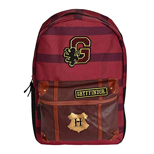 Gamesland Mochila Harry Potter Gryffindor School 32x45x20cm Rojo marrón