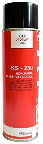 Carsystem KS-250 Hohlraumversiegelung Spray