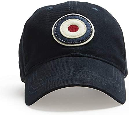 Royal Air Force Roundel Cap Navy