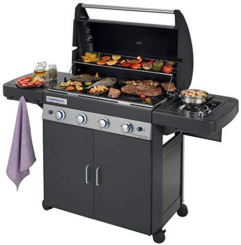 Campingaz gas grill 4series classic LS plus gas grill, black, 160x 60x 116cm 2000031360