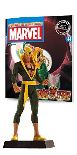 Marvel Figurines. Punho de Ferro