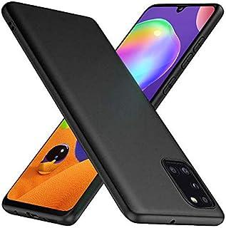 Samsung Galaxy A31 Case Cover Premium Ultra Thin Slim Soft Silicon Rubberized Matte Cover Case Cover for Samsung Galaxy A3...