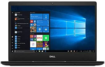 Dell Latitude 3400 Laptop, 14inch FHD WVA (1920x1080) Non-Touch, Intel Core 8th Gen i7-8565U, 8GB RAM, 256GB Class 35 SSD, NVIDIA GeForce MX130, Windows 10 Pro (Renewed)