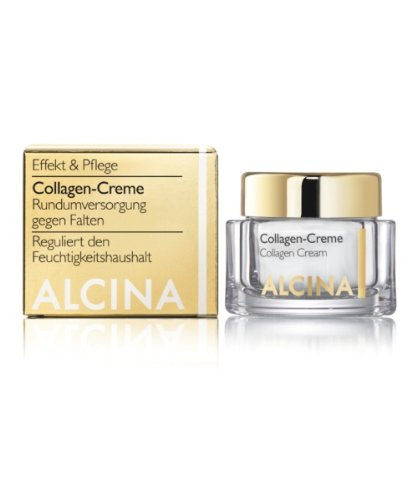 Alcina - Effekt & Pflege - Collagen-Creme Collagen-Creme - 50 ml