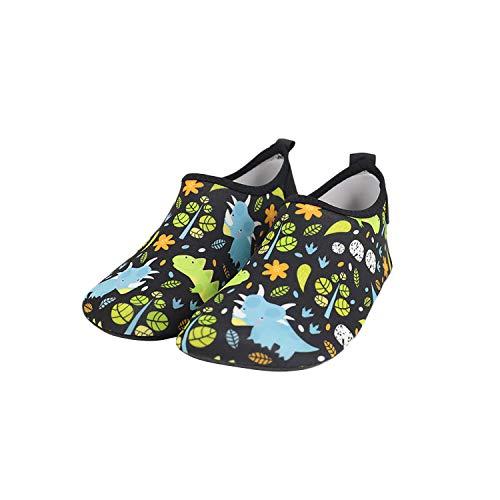 Bmeigo Zapatos Agua Calcetines Descalzos Aguamarina