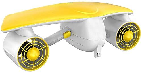 Bluemeow Subaquatic Elektro-Scooter, Tauch Propeller, Unterwasser-Booster, Extreme Tiefe 164ft, Unterstützung Unterwasserkamera Tarierblase mit Aufbewahrungstasche