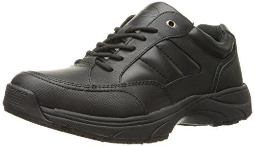 Dr. Scholl's Shoes Men's Aiden-M, Black, 9.5 M US