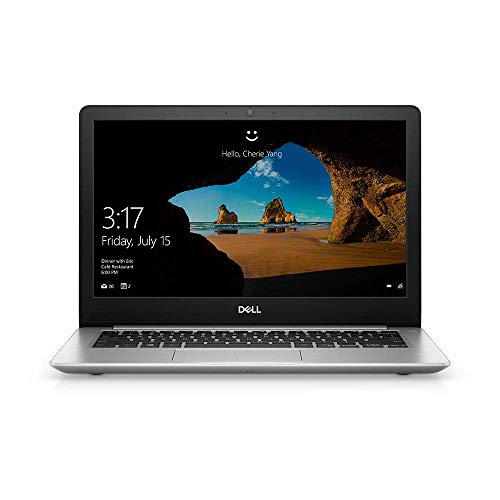Dell Inspiron 5370 13.3-inch FHD Laptop (Core i7-8550U/8GB/256GB/Windows 10 + MS Office/2GB Graphics/Silver)