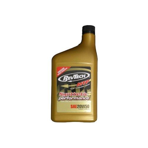 Aceite sintético RevTech MTP SAE 20W50 para Harley-Davidson