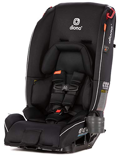 Diono Radian 3RX Convertible Car Seat, Black