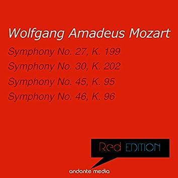 Red Edition - Mozart: Symphonies Nos. 27, 30 & 45-46