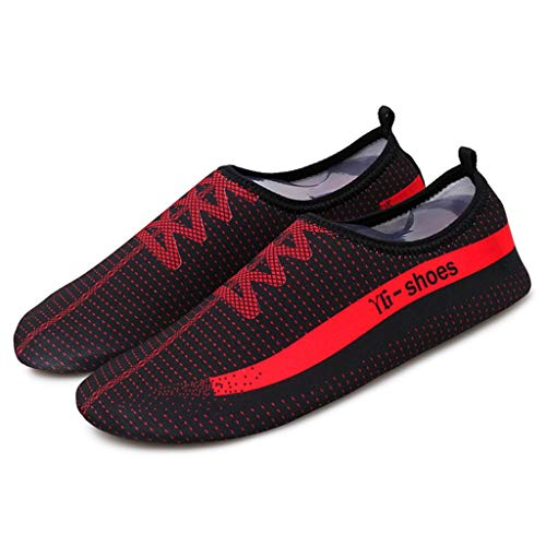Sneldrogende mannen en vrouwen blote voeten zachte schoenen snorkelschoenen strand duiken schoenen antislip loopbanden schoenen yoga schoenen, waten zwemschoenen heren waterschoenen voor vrouwen