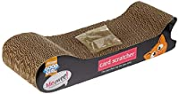 Providing your cat with somewhere to scratch is very important A great way to save your furniture from constant damage The Cat To Nature Card Scratcher is ideal way to satisfy your cats natural urge to sharpen their claws This stylish scratching boar...
