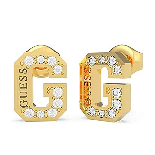 PENDIENTES GUESS JEWELLERY COLLEGE 1981 UBE20031