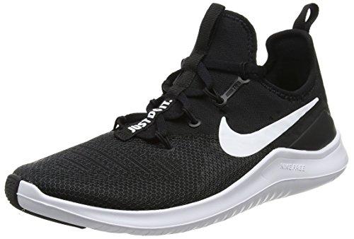 Nike Womens Free TR 8 Running Shoes Black/White 8.5 B(M) US
