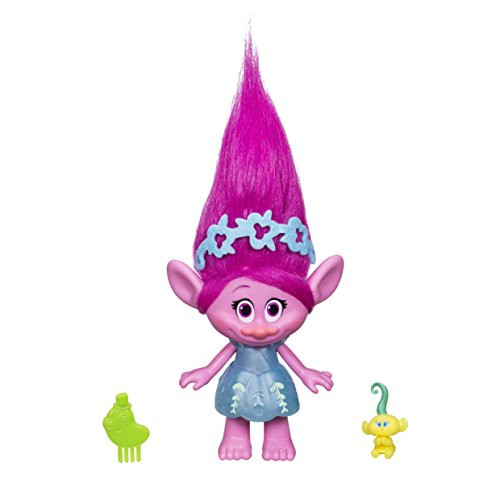 TROLLS Babies in Hair Fashion Dolls and Accessories Assortment
