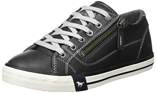 MUSTANG Damen 1146-302 Sneaker, 259 Graphit, 38 EU