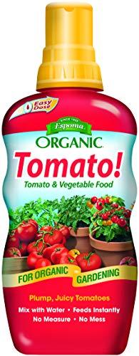 liquid fertilizer for tomatos