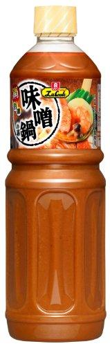 理研ビタミン リケン ラクック鍋百選 味噌鍋の素 1190g [0603]