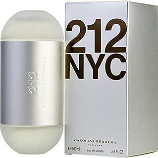 Carolina Herrera 212 Perfume for Women 3.4 oz Eau De Toilette Spray