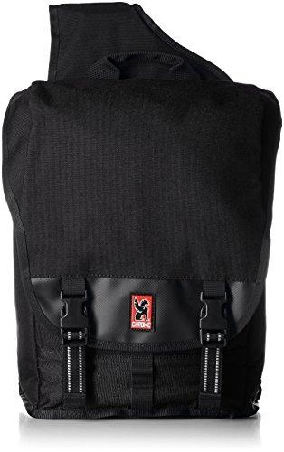 Chrome BG-208-BK Black One Size Soma 2.0 Messenger Bag