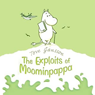 The Exploits of Moominpappa Titelbild