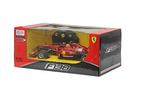 RC Auto kaufen Rennwagen Bild 4: Jamara 404515 Ferrari F1 1:18 rot 40MHz*