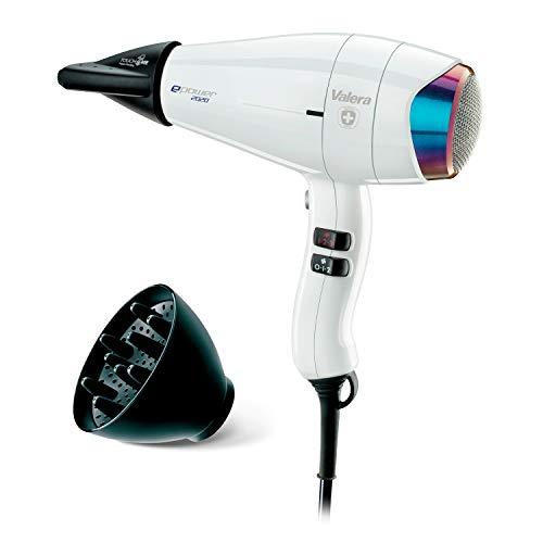 Valera Valera ePower 2020 D RC - Secador de pelo (1 unidad, 996 g), color blanco