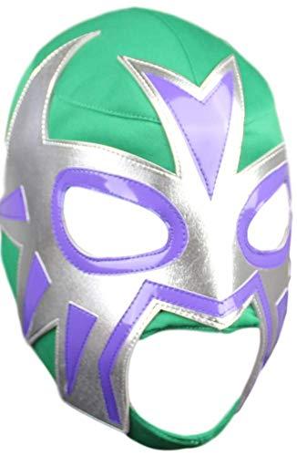 Wählen Sie Ihre Erwachsenengröße, Luchador Lucha Libre mexikanische Wrestling-Maske, Pro-Fit Maske