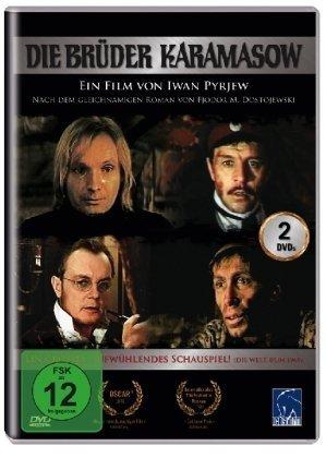 Die Brüder Karamasow, 2 DVDs