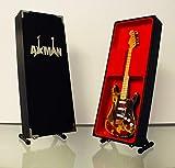 Réplique de la Startocaster brûlée de Jimi Hendrix - Reproduction miniature de guitare