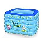 NXYJD Piscinas inflables Piscinas, Centro de natación Inflable Salón Piscina Familiar Piscina bañera Inflable for los niños