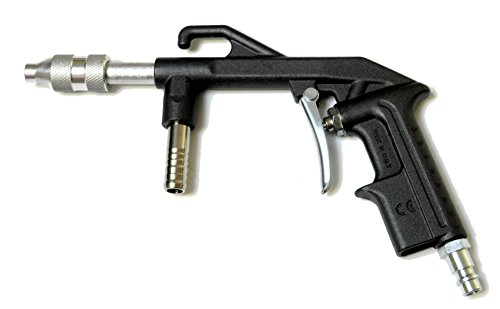 Bamax HYDROAIR Pistola Aria-Acqua Semiprofessionale, Grigio