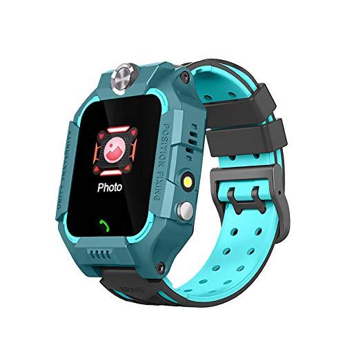 Smartwatch Per Bambini, Misurazione Della Temperatura, Allarme SOS Impermeabile, Chiamata A Due Vie, Touchscreen Di Precisione Da 1,44 Pollici, Adatto Per Ragazzo Ragazza 3-12 Anni (vert)