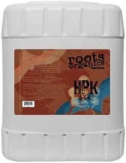 Roots Organics ROHPK5G HPK 0-5-4, 5-Gallon, 5 Gallon, White