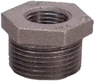 Anvil 8700128807, Steel Pipe Fitting, Hex Bushing, 1/4