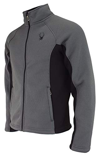 Spyder Mens Foremost Full-Zip Jacket