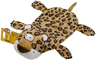 Petface Jungle Chums No Stuffing Squeak Dog Toy