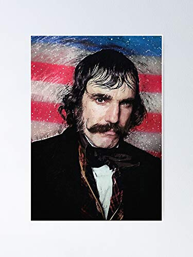 AZSTEEL Bill The Butcher Poster